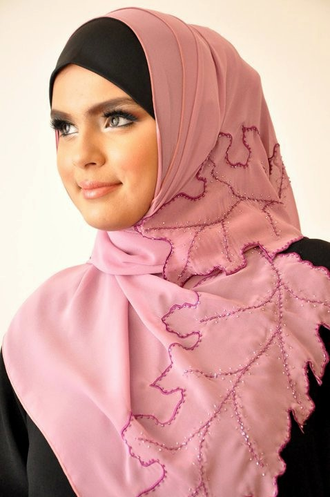 Hijab Fashion For Uae 2014 Hijab Collection For Women S