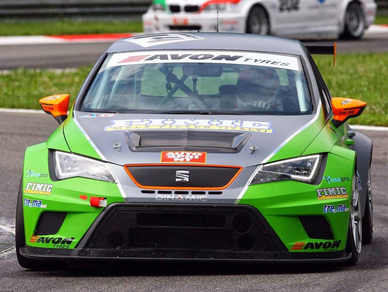 Circuito Del Mugello : Il team dinamic al mugello nel campionato italiano turismo endurance
