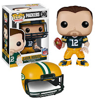 Funko Pop! Aaron Rodgers