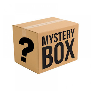 Let The Celebration Begin: Mystery Box Giveaway