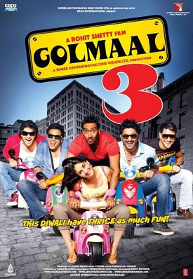 Golmaal 3 Bollywood Full Watch HD Movie Online