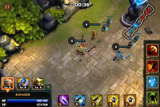 Legendary Heroes v1.8.9 Apk + DATA OBB Full Free Game