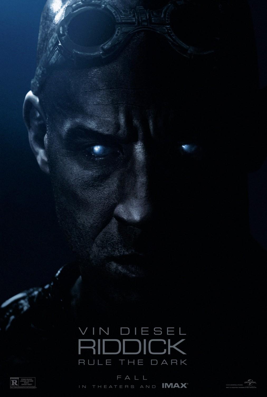 Riddick 3 Movie Posters | Riddick 3 Trailer