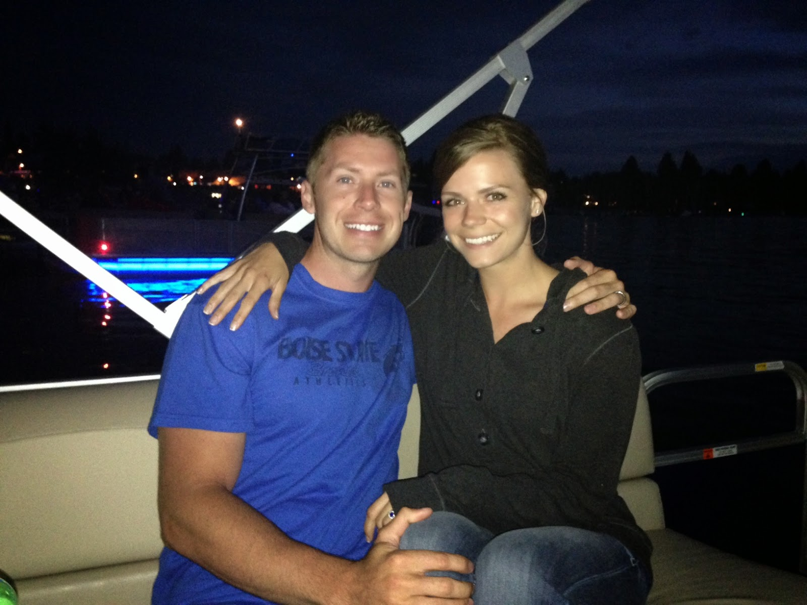 4th of July at Payette Lake in McCall Idaho