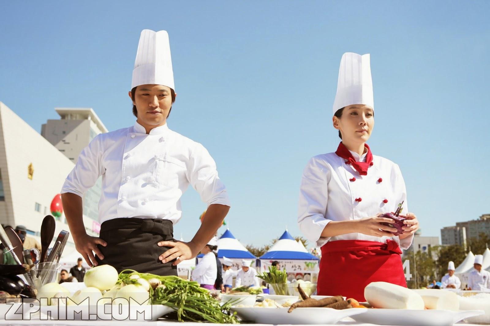 Ảnh trong phim Cuộc Chiến Kim Chi 2 - Le Grand Chef 2 3