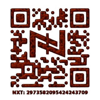 NxtCoin Wallet QR Code
