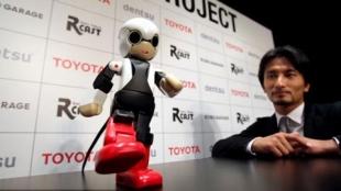 Jepang Pelopori Kirim Robot Berbicara ke Luar Angkasa