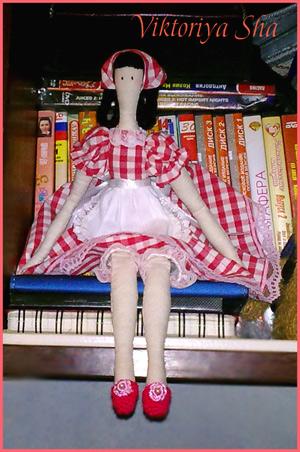 кукла хозяюшка Грета