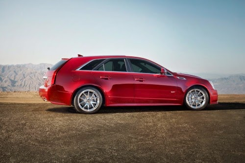 full 2014 cadillac cts v wagon review. Black Bedroom Furniture Sets. Home Design Ideas