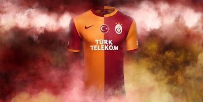 Galatasaray 2013-2014 Parçalı forma