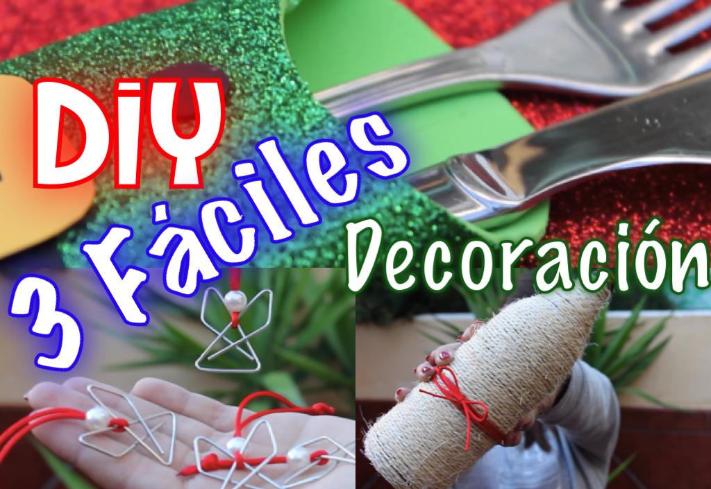 Las Cosas de Lydia: DIY Christmas - Manualidades Navidad | Lydiamarin1