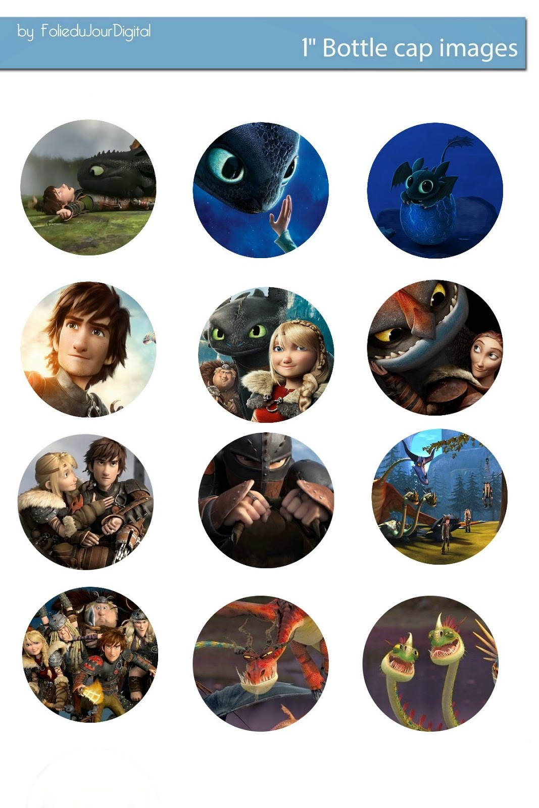 free bottle cap images how to train your dragon free digital