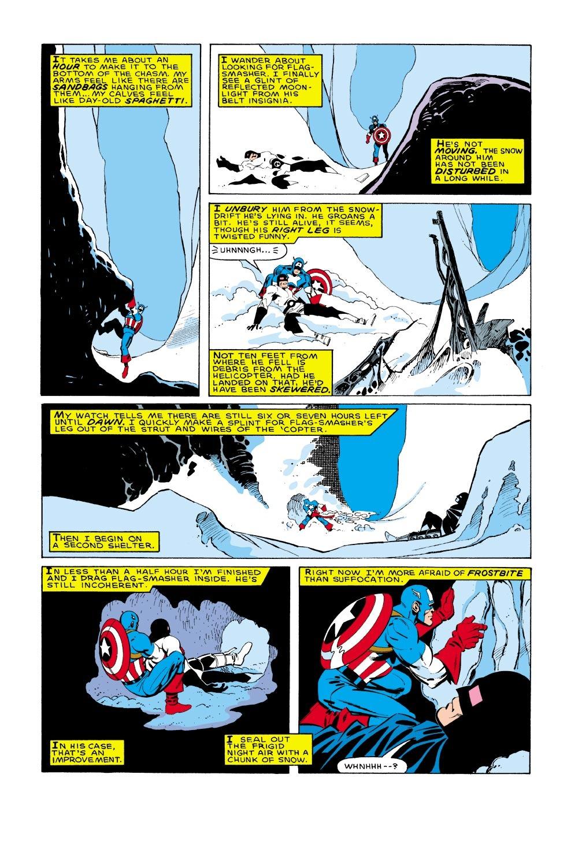 Captain America (1968) Issue #322 #250 - English 15