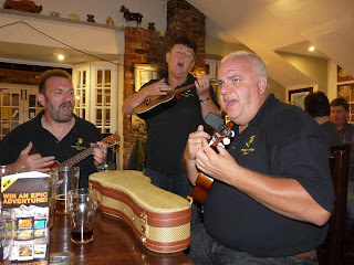 Nantwich N'Ukes at the Shady Oak