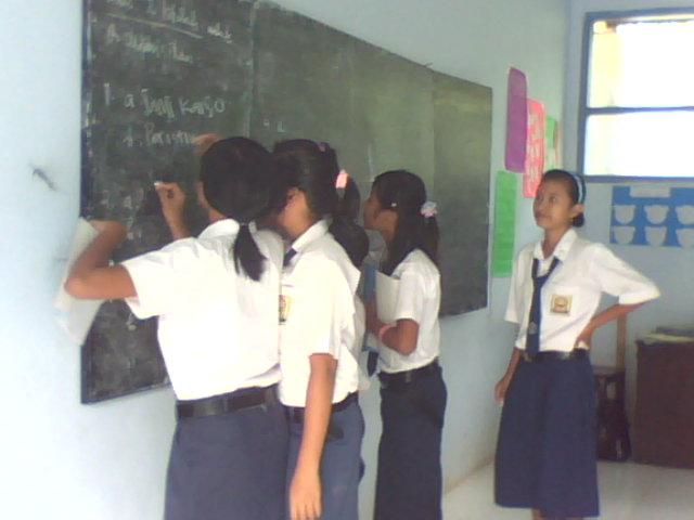 Ekspresi kelas