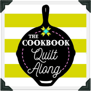 The Cookbook Quilt Along