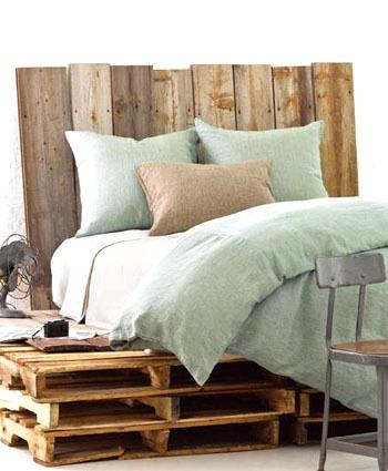 Estilo rustico cabeceros rusticos de cama - Cabeceros de cama rusticos ...