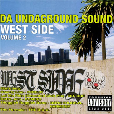 VA – Da Undaground Sound West Side Vol. 2 (Vinyl) (1996) (320 kbps)