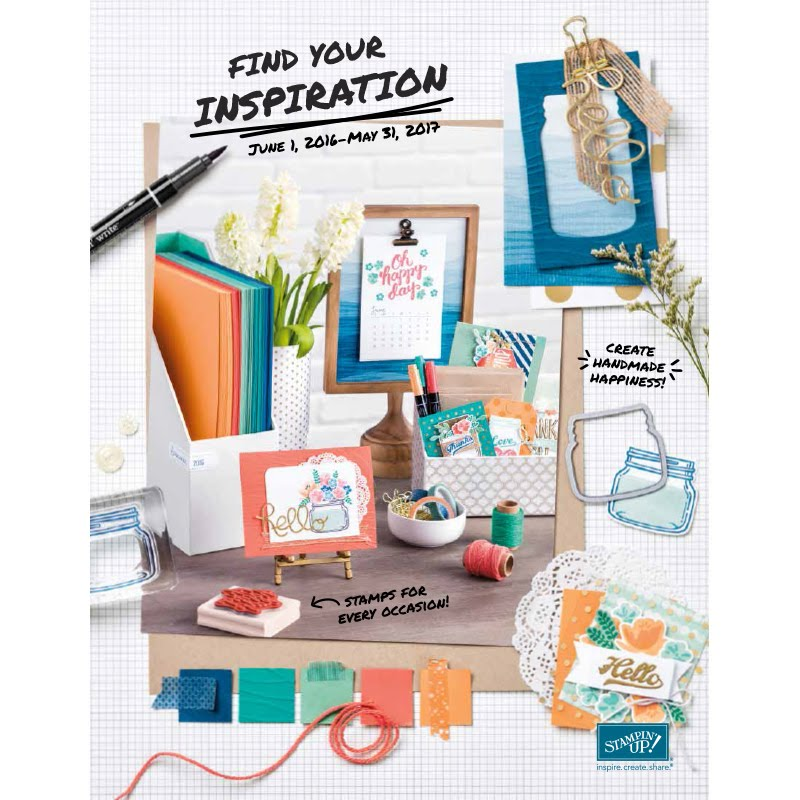 Stampin' Up! Catalog 2016 - 2017