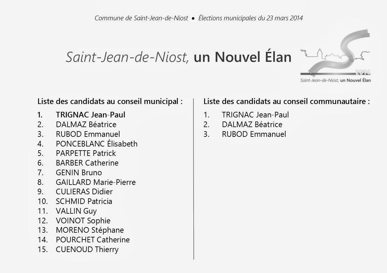 Saint jean de niost un nouvel lan for Bureau plus trignac