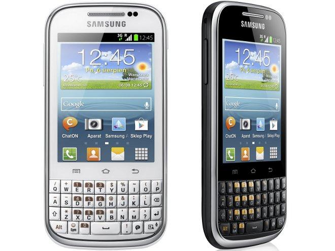 Spesifikasi dan Harga Handphone Samsung Galaxy Chat B5330