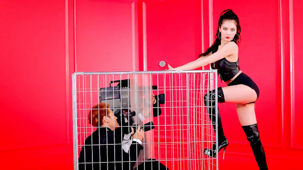 4minute Hyuna Red