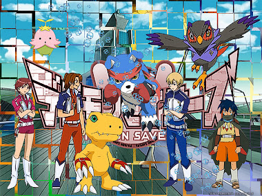 Digimon 5 Data Squad Serie Completa Latino