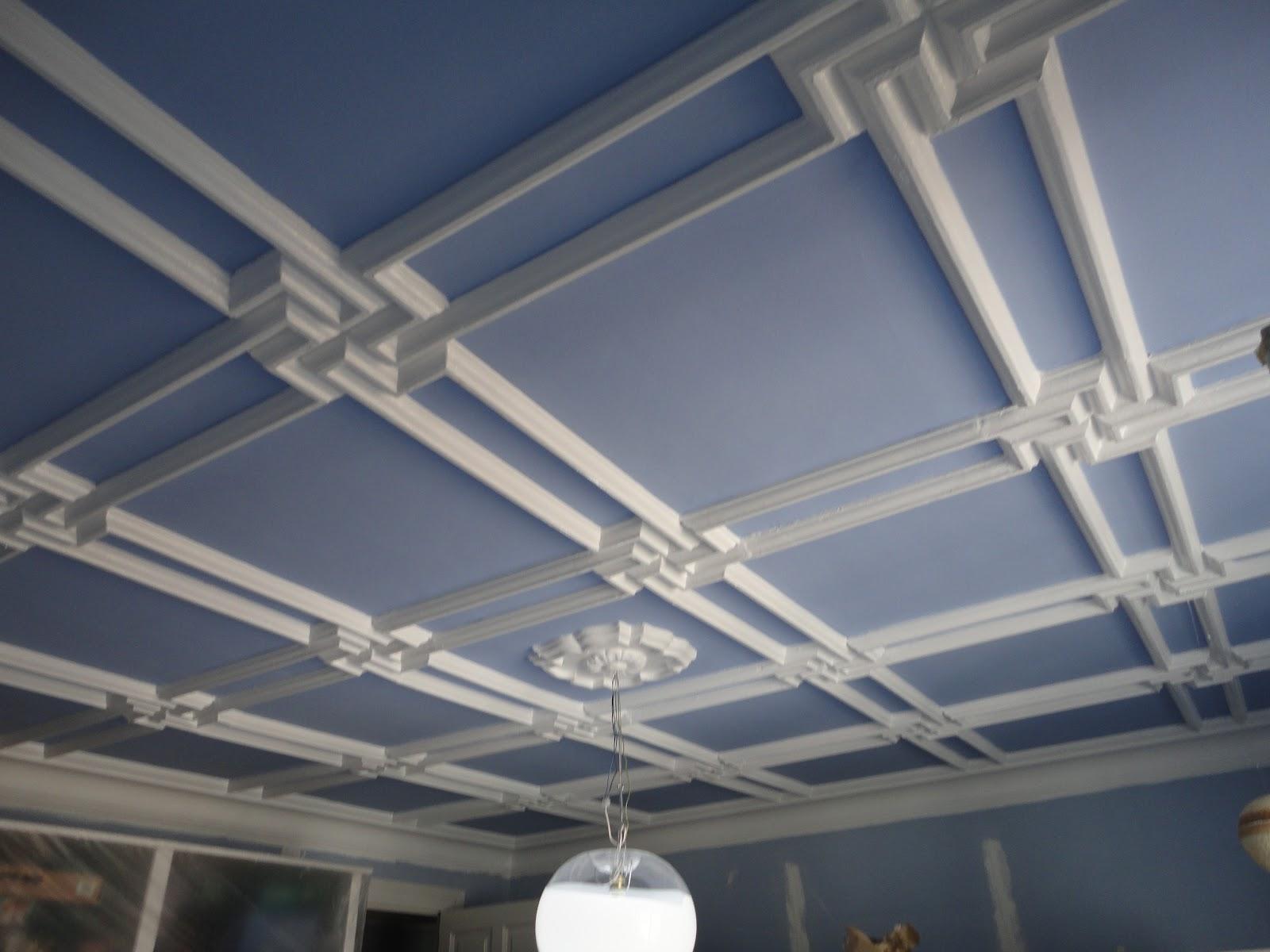 Pintura decorativa pintor david martinez - Escayola decorativa techo ...