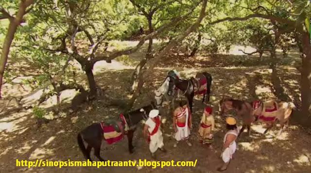Sinopsis Mahaputra Episode 137