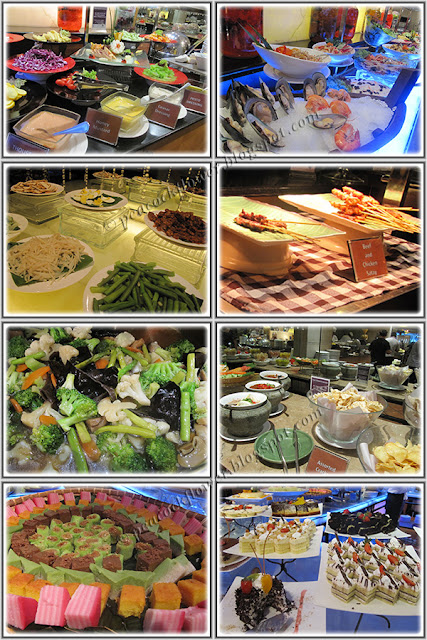 Sumptuous dishes at Dondang Sayang, Corus Hotel KL - Oct 17 2015