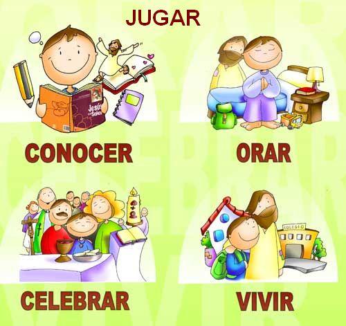 Capilla Maria Reina de La Paz: Catequesis para niños, jóvenes y ...