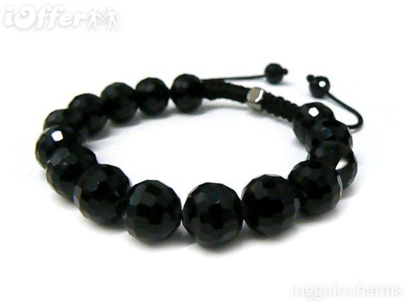 Shamballa Bracelet Onyx4