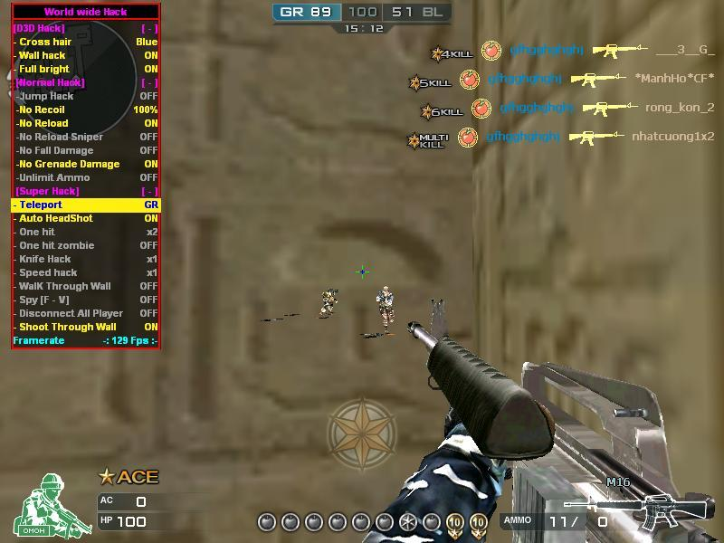 AimBot-Headshot, one hit cf (Update 1127) Crossfire201108040001