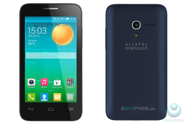 Spesification and price Alcatel Pop D3