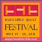 Bloggers&#39; Quilt Festival 2011
