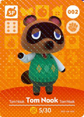 JUGUETES - NINTENDO Amiibo Figura Tom Nook : Animal Crossing (Octubre 2015) | Videojuegos | Muñeco Comprar en Amazon