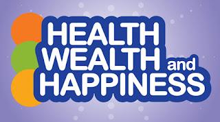 kiat hidup sehat dan bahagia