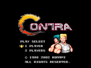 "Free Download Game Contra ""Nintendo"" For PC"