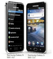 Tablet Samsung Galaxy S WiFi 4.0