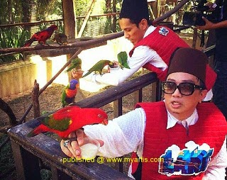 "Azwan Ali Ahli ""Running Man"" Versi Malaysia?, info, terkini, hiburan, sensasi, gossip, Azwan Ali"