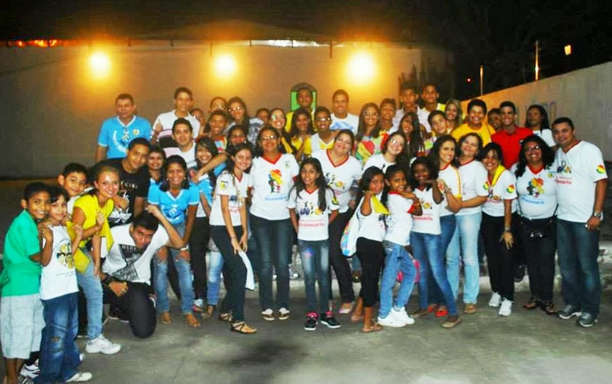 Missa em Ação de Graças à Paulina Jaricot no Ceará
