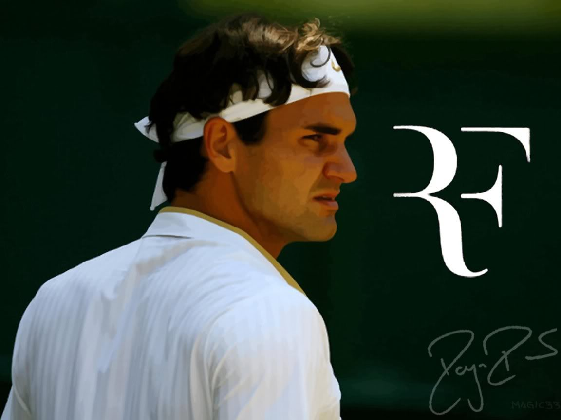 Celebrity Fun World: Roger Federer