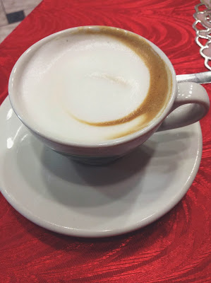 Cappuccino, Rome, Italy