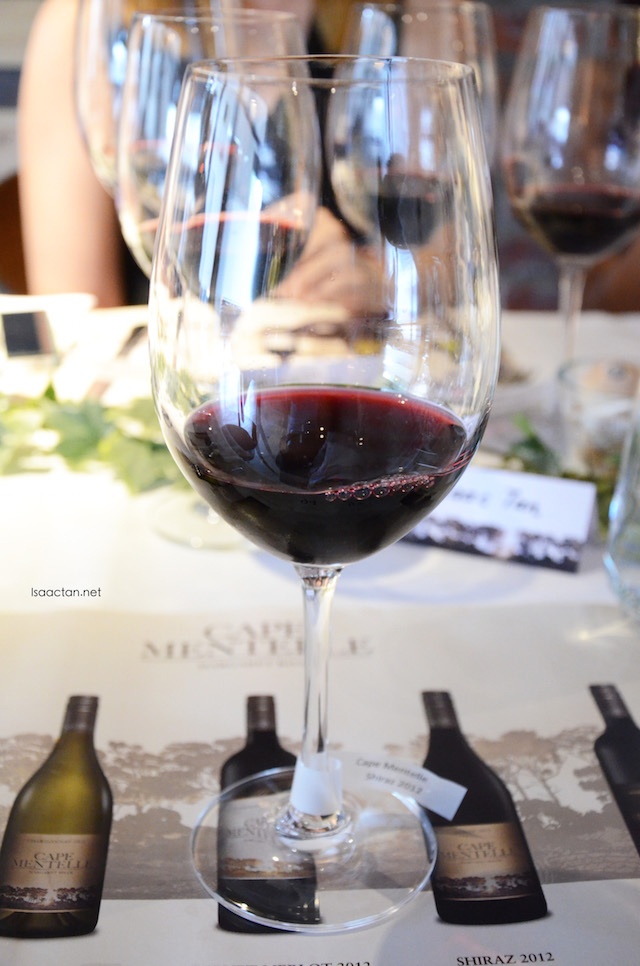 Cape Mentelle Shiraz 2012
