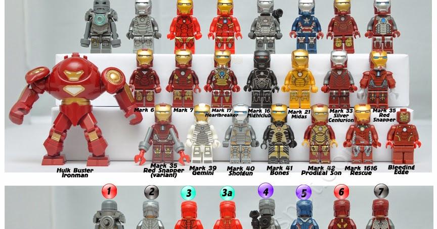 my brick store list of bootleg lego ironman bootleg iron man 2 starring