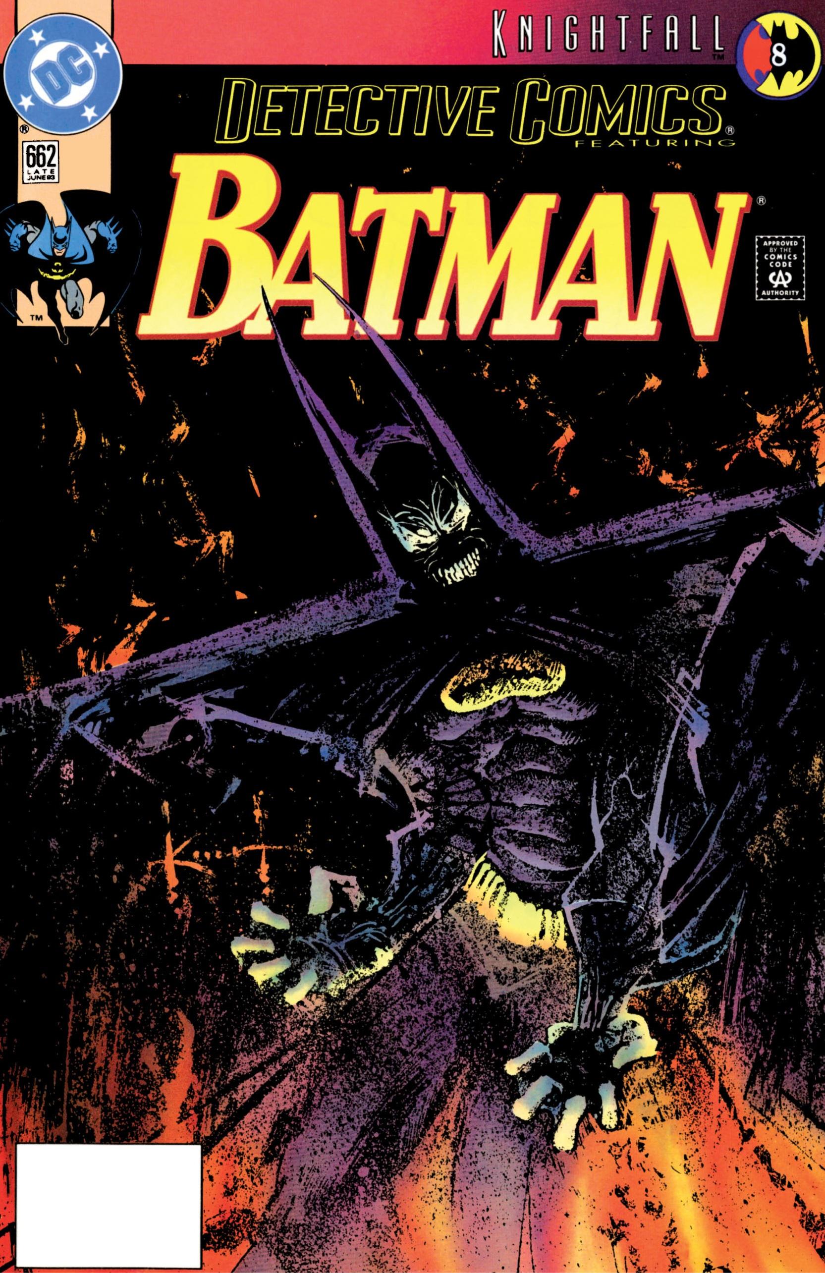 Detective Comics (1937) 662 Page 1