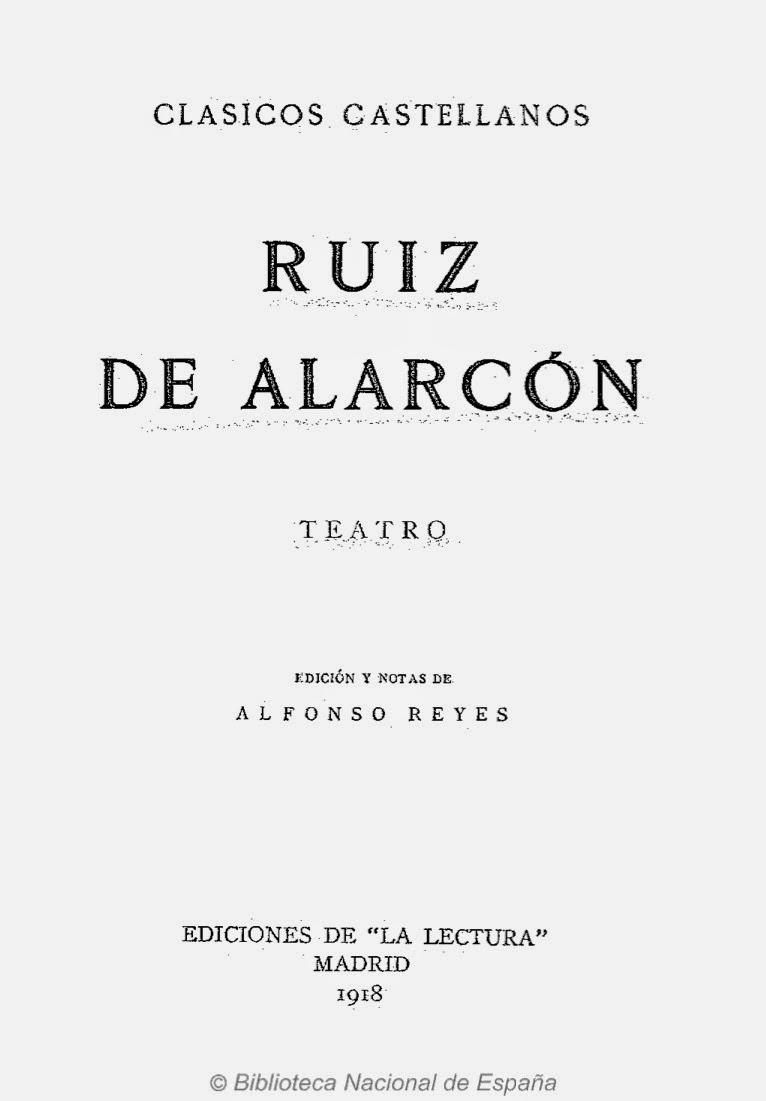 Teatro Ruiz de Alarcón