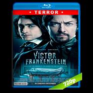 Victor Frankenstein (2015) BRRip 720p Audio Dual Latino-Ingles