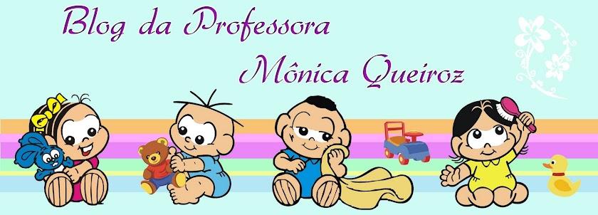 Blog da Professora Mônica Queiroz