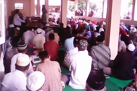 Masjid Jami Al Kirom Cimahi